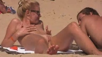 Mature Fingered To Orgasm