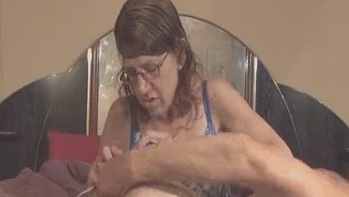 Mom Giving Blow Job