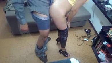 Upskirt No Panties On Tv Jpg